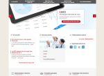 Page d'accueil du site Lore Finance
