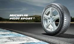 Dossier de Prese Michelin Pilot Sport 4