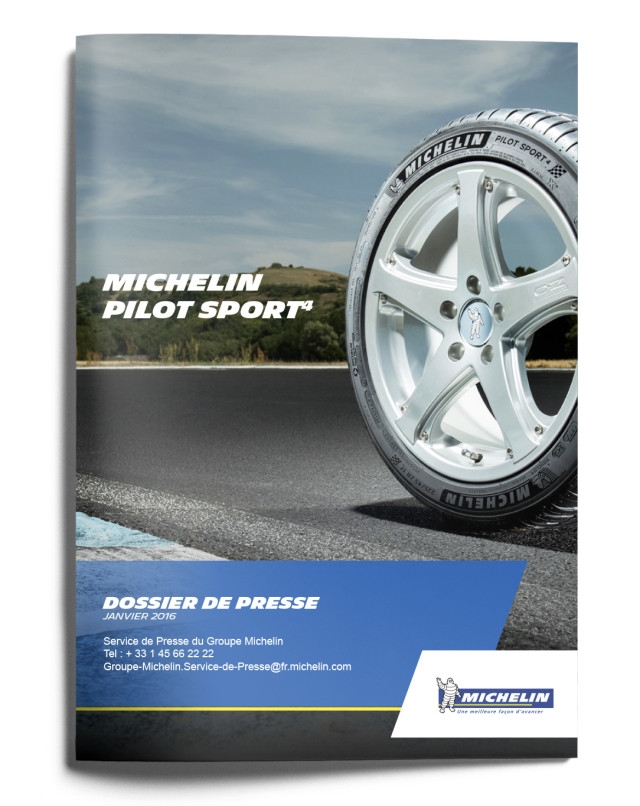 Couverture DP Michelin