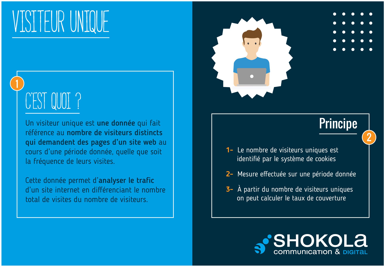 Les Mots Du Digital Visiteur Unique Shokola