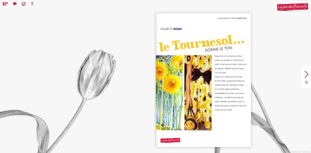 Flipbook Le tournesol juin 2016