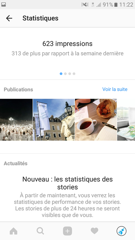 Guide pratique Instagram analytics
