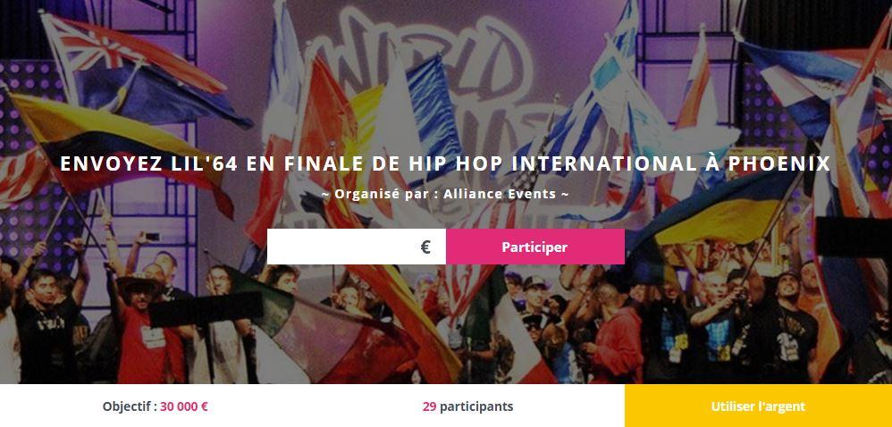 pot commun lil 64 hip hop
