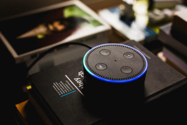 Amazon Alexa Assistant Vocal