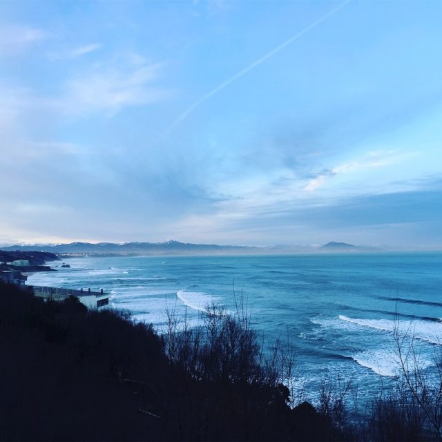 Photo Côte des basques à Biarritz