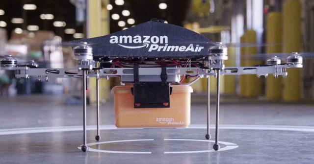 drone amazon livraison