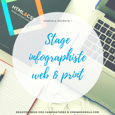 stage infographiste