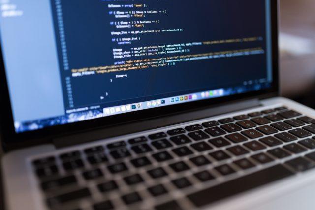développement web code