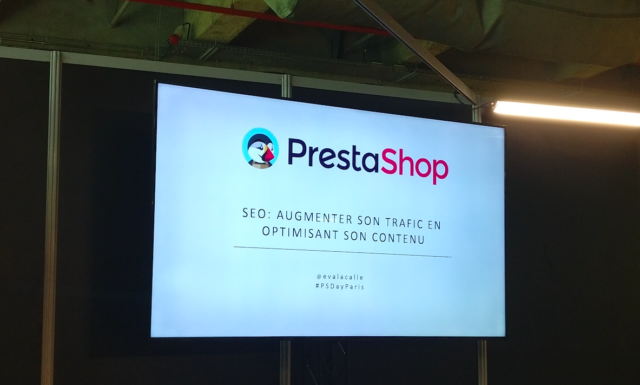 Prestashop Day Seo