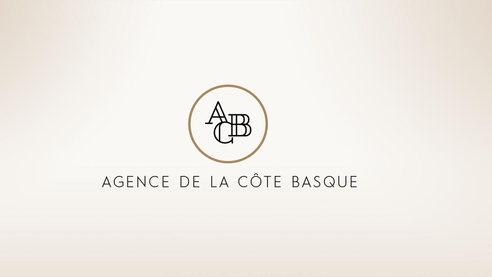 agence cote basque logo