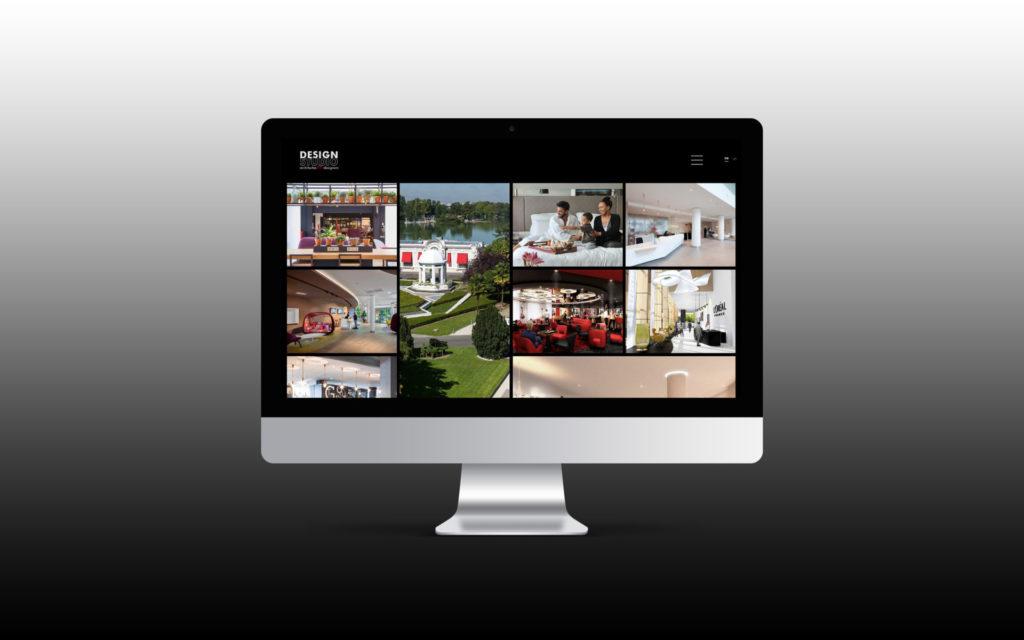 design studio site internet