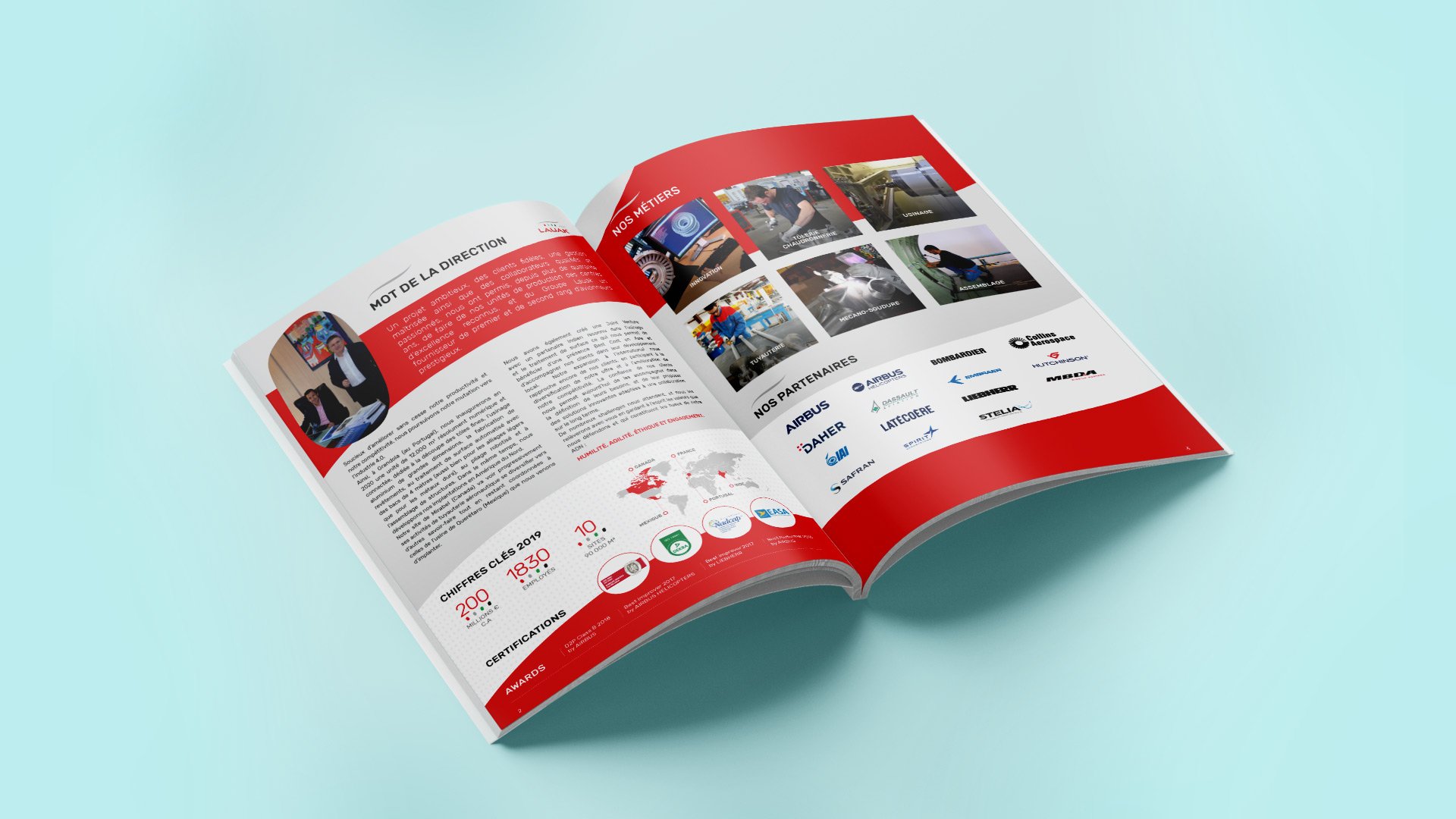 Lauak Brochure